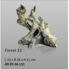 Aquatic Nature Decor Forest No 22